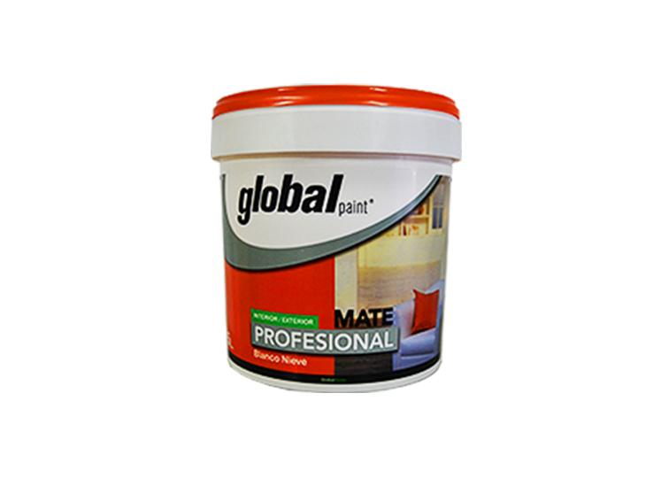 Venta pintura online: GLOBALHOME MATE PROFESIONAL 15L