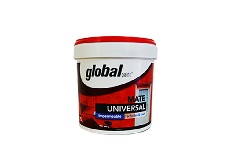 Venta pintura online: GLOBALWALL UNIVERSAL 15L